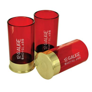 12-Gauge Shot Glass