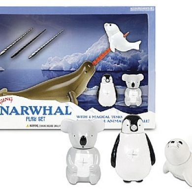 Avenging Narwhal