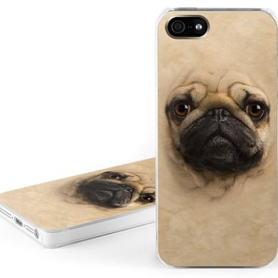 Big Face Animals Case for iPhone