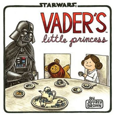 Children's book: Vader's Litte Princess