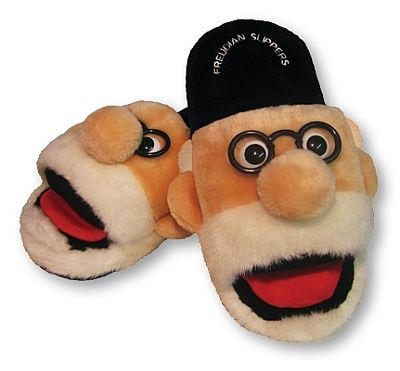 Freudian Slippers - Goofts, funny gifts, gags and pranks.