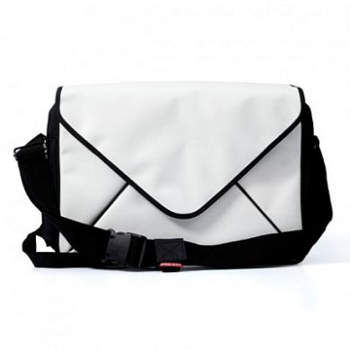 Mail Envelope-Shaped Messenger Bag