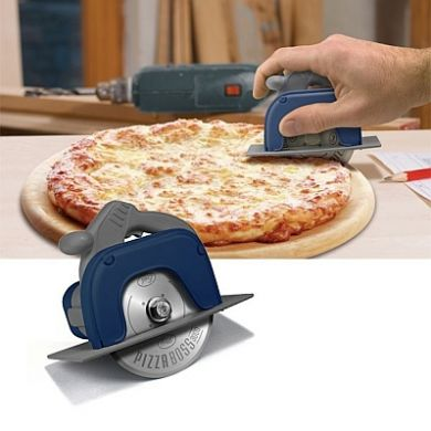 Pizza Boss 3000 Pizza Cutter