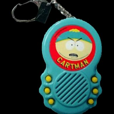 South Park - Cartman Talking Keychain