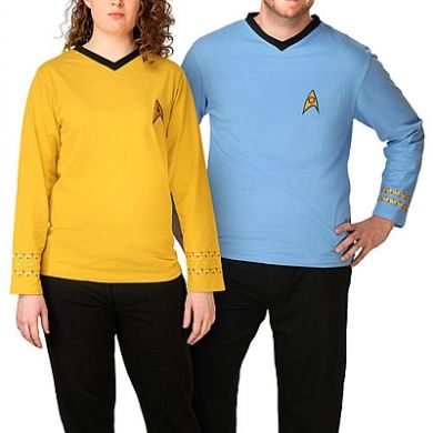 Star Trek Pajama Set