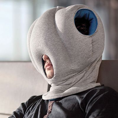The Original Ostrich Pillow Goofts Funny Gifts Gags