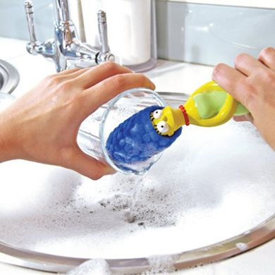 The Simpsons Marge Washing Up Brush