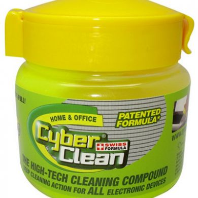 Cyber Clean - high-tech cleaning compound