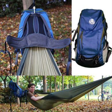 Hammock-Backpack